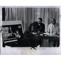1971 Press Photo National Urban League civil rights - RRU89699