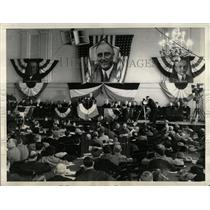 1934 Press Photo Annual labour convention San Francisco - RRX75441