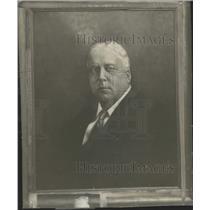 1929 Press Photo Charles F. Pfister by Mrs. L.H. Bancroft.