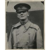 1930 Press Photo Col RS Haubrick Commander of the National Guard