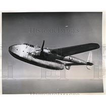 1946 Press Photo The Packet Cargo Plane possible to be used as mail plane