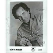 1983 Press Photo Roger Miller, Country Singer - mjp21622