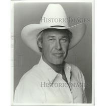 """Press Photo Star of TV show """"Dallas"""" - hcp00911"""