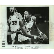 Press Photo Portland Trail Blazers basketball player Lloyd Neal - sas14447