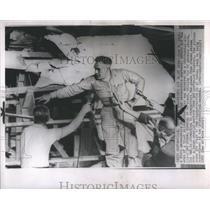 1962 Press Photo John S. Leak civil aeronautics board s- RSA48883