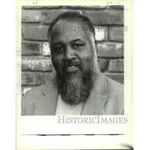 1991 Press Photo Morris Jeff, Louisiana Resident - nob43283