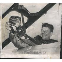 1954 Press Photo Suspension of Arthur Godfrey's Airplane Pilot License