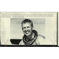 1963 Press Photo NASA test pilot Joe Walker in 1961 - lrx01165