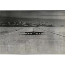 1966 Press Photo Starlifter Transport, first jet aircraft to land in Antarctica