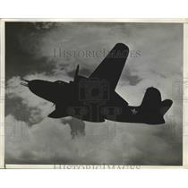 1944 Press Photo US Douglas P70 night fighter is adaptation of A 20 plane