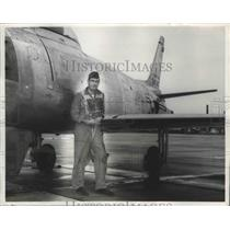 1953 Press Photo Colonel Michael Horgan will join National Aircraft Show