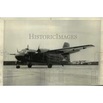 1952 Press Photo The Navy's Grumman S2F-1, first search and attack plane