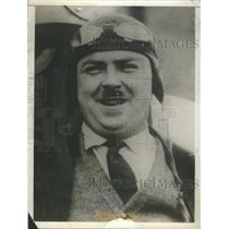 1927 Press Photo William Billy Brock American Aviator- RSA60539