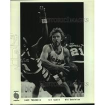 Press Photo Portland Trail Blazers basketball player Dave Twardzik - sas16359