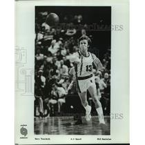 Press Photo Portland Trail Blazers basketball player Dave Twardzik - sas16364