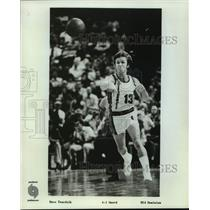 Press Photo Portland Trail Blazers basketball player Dave Twardzik - sas16366