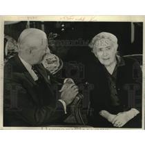 1964 Press Photo Madame Nobel-Oleinikoff - tua14023