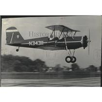 1965 Press Photo 1941 Meyers OTW, piloted by owner Richard Martin of Green Bay.