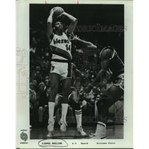 1978 Press Photo Portland Trail Blazers basketball player Lionel Hollins