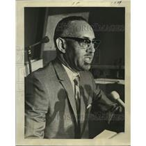 1969 Press Photo Dr. Thomas Kilgore Jr., President, American Baptist Convention
