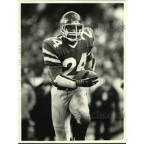 1988 Press Photo New York Jets football player Freeman McNeil - sas17361