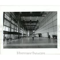 1998 Press Photo Inside new International Terminal at IAH, airport in Houston