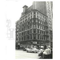1980 Press Photo Oliver building Dearborn Randolph St - RRW43249