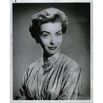 1964 Press Photo Marsha Hunt Actress Theater Television - RRW26131