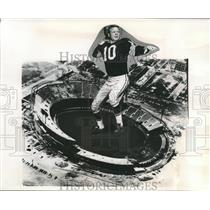 1963 Press Photo John Roach to call shots for Green Bay Packers against Colts