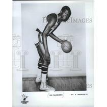 1970 Press Photo Milwaukee Bucks basketball player, Bob Dandridge - mjt07477