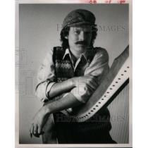 1985 Press Photo Patrick Ball scientist technologist - RRX27403