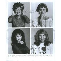 1993 Press Photo Tracey Ullman Film Actress Singer Poet - RRU66335