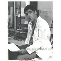 1984 Press Photo Elliot Gould - RRV30427