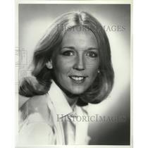 1981 Press Photo Linda Jonsson NBC Sports TV Producer - RRW95219
