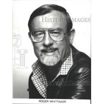 1983 Press Photo Roger Whittaker Anglo-Kenyan Musician - RRW36757