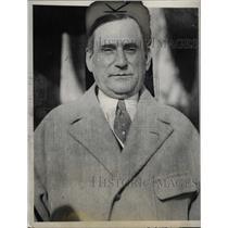 1930 Press Photo Alexander Moore Ambassador Spain SS - RRW72753