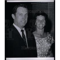 1965 Press Photo Mr. and Mrs. Ormand Birkland - RRX32233