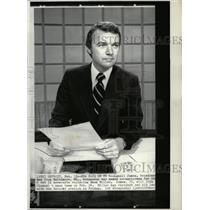 1979 Press Photo Lowell James Broadcasts Man - RRW95071