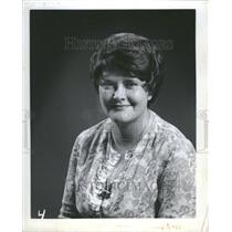 1979 Press Photo Sue Fleming News Reporter Writer Mich - RRV55711