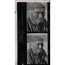 1977 Press Photo Jim Mike Paiute Indian - RRW80795