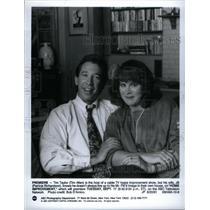1991 Press Photo Tim Allen Actor Comedian Entertainer - RRX29529