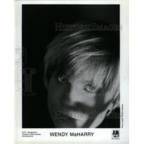 1990 Press Photo Wendy MaHarry - RRX64269