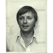 1981 Press Photo Tom Wray - tua03144