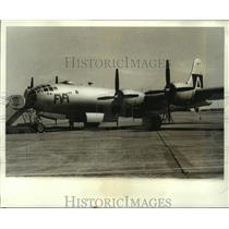 "1981 Press Photo Last of the B-29 bomber's ""Fifi"" on display, Alabama"