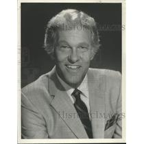 1981 Press Photo Tom Kennedy, American game show host and TV personality.