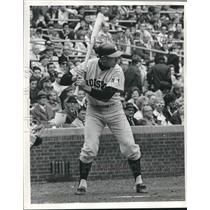 1969 Press Photo Denis Menke of the Houston Astros - lrs09425