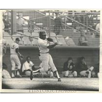 1971 Press Photo Jim Wynn of the Houston Astros - lrs09651