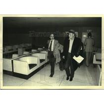1978 Press Photo Passengers from Air France SST arrive back at Kennedy Airport