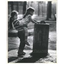 1988 Press Photo Caria Utabo Boost Patricia Afternoon - RRU71689