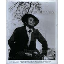 1982 Press Photo Harold George Harry Belafonte Jr King - RRX49773